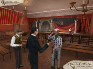 Sherlock Holmes The Silver Earring Free Download Repack-Games