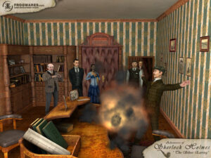 Sherlock Holmes The Silver Earring Free Download Crack Repack-Games